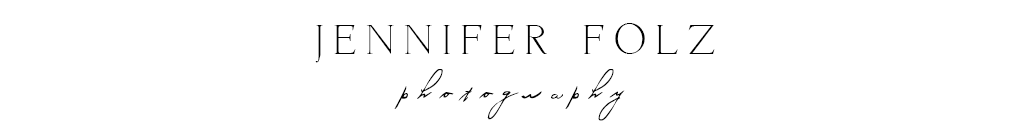 Jennifer Folz Photography logo